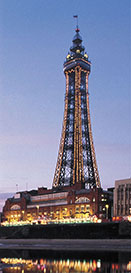 Blackpool, the fun capital of Europe
