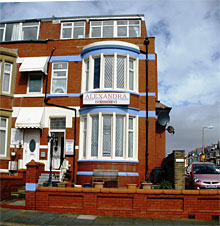 Alexandra Holiday Flats, South Shore, Blackpool
