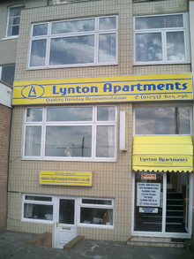 Lynton Self Contained Holiday Flats, Blackpool